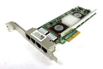 Picture of Dell Broadcom 5709 Quad-Port 1GB PCI-E Network Adapter - High Profile R519PH