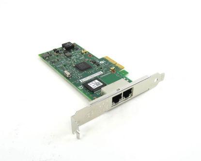 Picture of Dell Intel I350-T2 Dual Port PCI-E 1GB Network Card - High Profile 424RRH