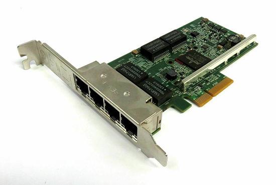 Picture of Dell Broadcom 5719 Quad Port 1Gb Network Card (High Profile) KH08PH