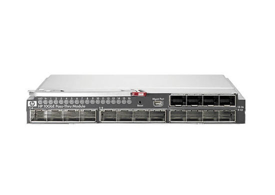 Picture of HP 10GbE Pass-Thru Module 538113-B21