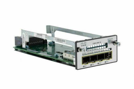 Picture of Cisco Catalyst C3KX-NM-1G Module C3KX-NM-1G