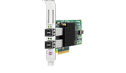 Picture of HP 82E PCIe FC HBA Dual Port - High Profile AJ763BH