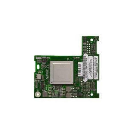 Picture of Dell Qlogic QME2572 8Gbit Dual Port Fibre Channel Mezzanine Card 2H47D