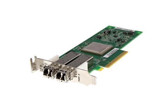 Picture of Dell QLE2562 8GB Dual-Port PCI-E HBA (Low-Profile) RW9KFL