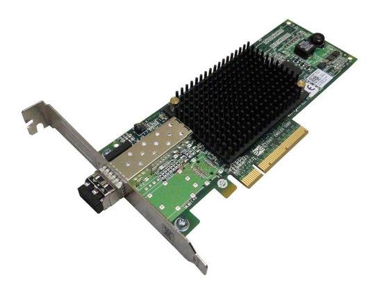 Picture of Dell Emulex 8GB Single Port Fibre Channel HBA PCIE (High Profile) D596MH