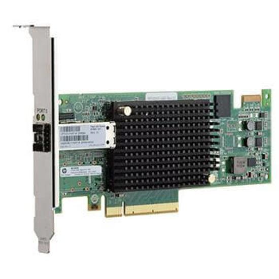 Picture of HP 8Gb 81E PCIe Fibre Channel Adapter Single Port - High Profile AJ762BH