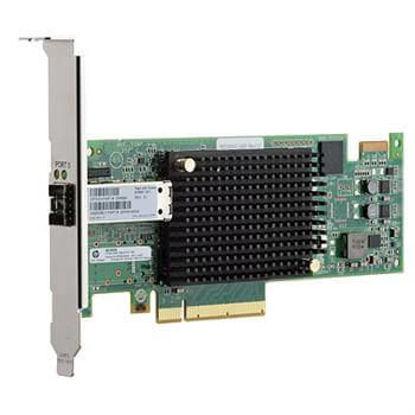 Picture of HP 8Gb 81E PCIe Fibre Channel Adapter Single Port - Low Profile AJ762BL