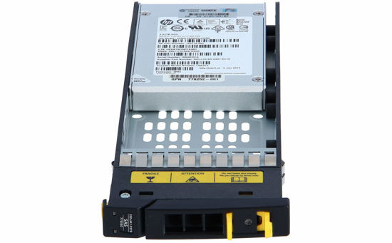 Picture of HP 3PAR StoreServ M6710 1.92TB 6G SAS SFF (2.5in) cMLC Solid State Drive E7Y57A