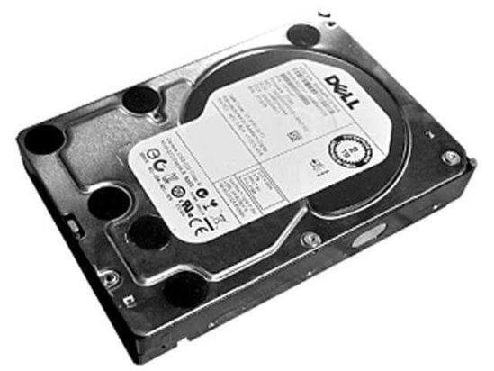 """Picture of Dell 2TB 7.2K 6G 3.5"""" SAS Hard Drive YY34F"""