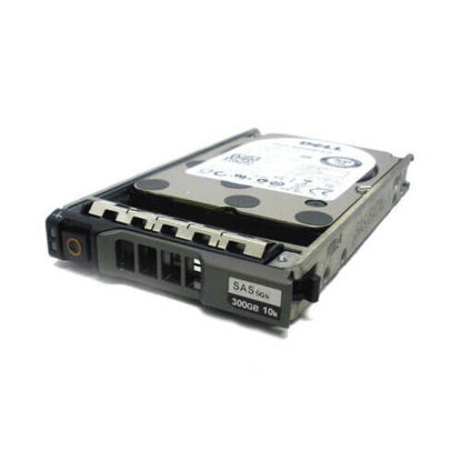 """Picture of Dell 300GB 10K 6Gbps 2.5"""" SAS Hard Drive CWHNN"""
