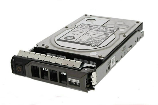 Picture of Dell 4TB 7.2K 12G SAS 3.5'' Hard Drive X4FKY