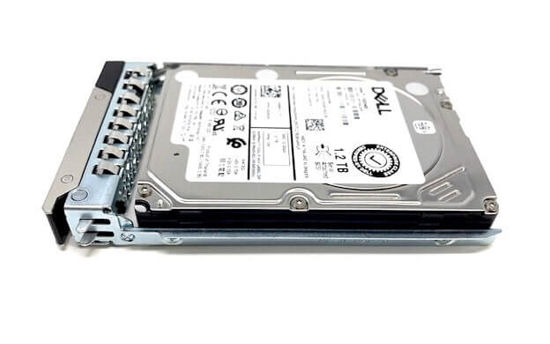 """Picture of Dell 1.2TB 12G 10K 2.5"""" SAS Hard Drive FR6W6"""