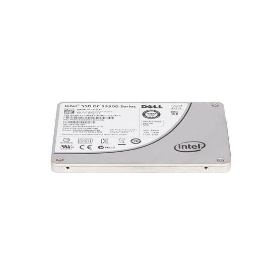 Picture of Dell 480GB SATA 6G 2.5'' MLC Solid State Drive 7GPY7