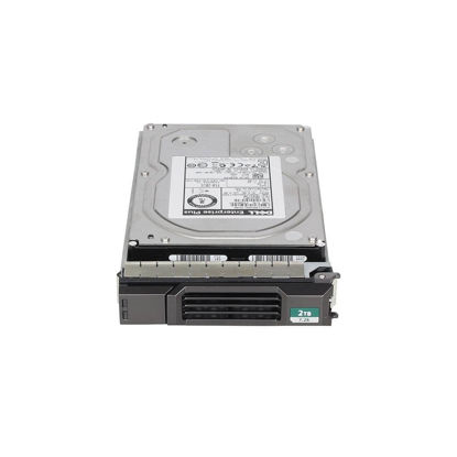 """Picture of Dell Compellent 2TB 7.2K 6Gbp/s 3.5"""" SAS Hard Drive 10K45"""