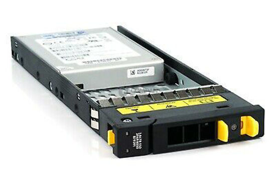 Picture of HPE 3PAR 8000 3.84TB SAS SFF (2.5in) Solid State Drive K2P91B