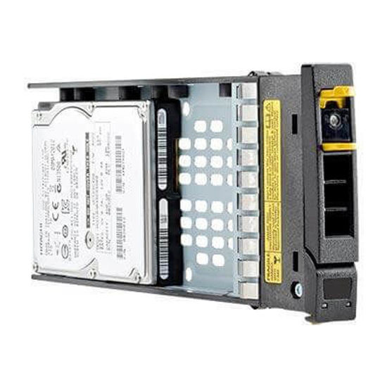 Picture of HP 3PAR StoreServ M6710 3.84TB 6G SAS SFF (2.5in) cMLC Solid State Drive K2Q91A