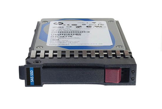 Picture of HPE MSA 200GB 12G ME SAS SFF (2.5in) Enterprise Mainstream Solid State Drive K2Q45A