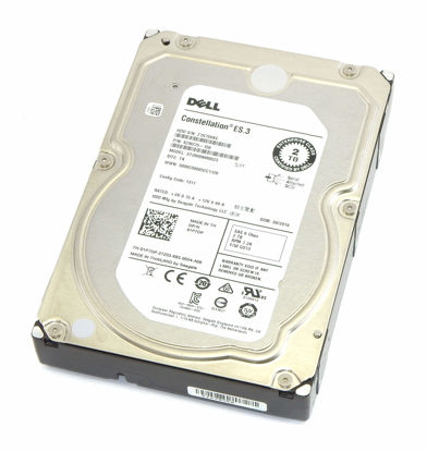 """Picture of Dell 2TB 6G 7.2K 3.5"""" SAS Hard Drive 1P7DP"""