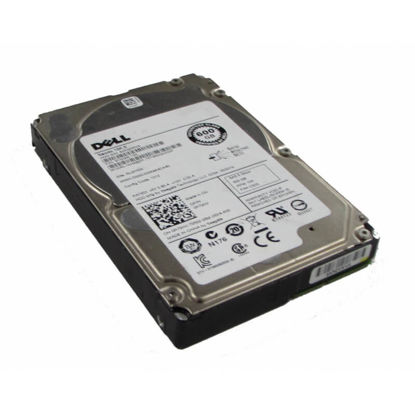 """Picture of Dell 600GB 6G 10K 2.5"""" SAS Hard Drive R72NV"""