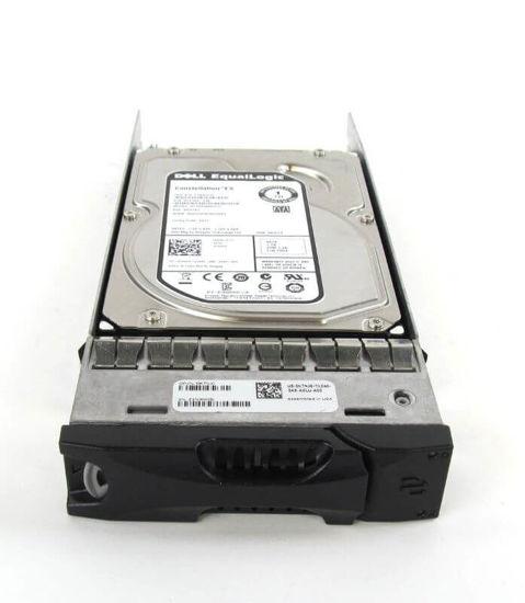 "Picture of Dell EqualLogic 1TB 7.2K 3.5"" SATA Hard Drive FX0XN"