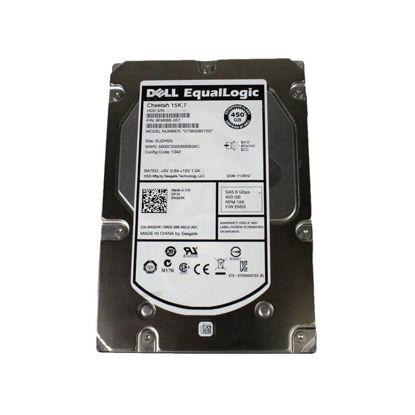 "Picture of Dell 450GB 6G 15K 3.5"" SAS Hard Drive - No Caddy (EqualLogic) RG5VK"