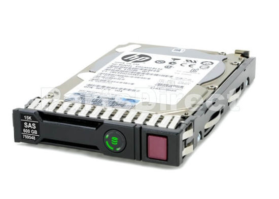 "Picture of HP 600GB 12G SAS 15K SFF 2.5"" SC Enterprise Hard Drive - Blank Tray 759212-B21NL"