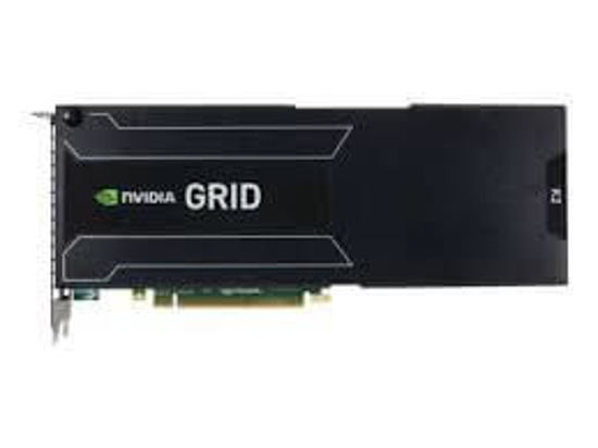 Picture of HPE NVIDIA GRID K2 Dual GPU PCIe Graphics Accelerator 729851-B21