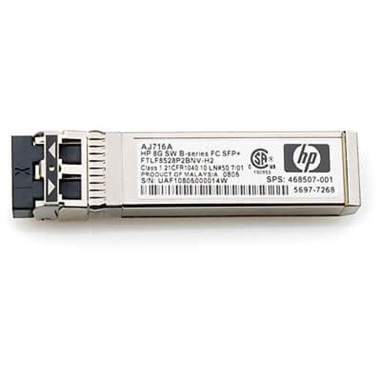 Picture of HP MSA 2040 8GB Fibre SFP+ Transceiver 720998-001