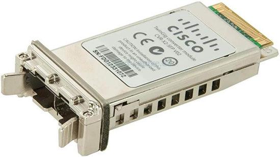 Picture of Cisco TwinGig Converter Module CVR-X2-SFP