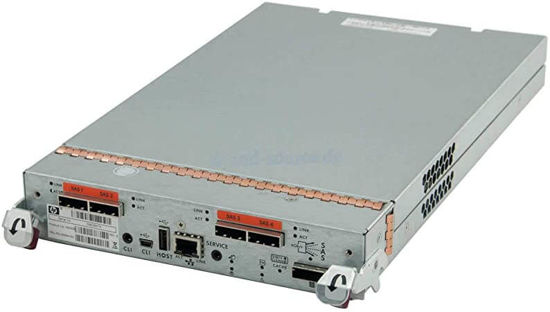 Picture of HP P2000 G3 SAS MSA Controller Module AW592B