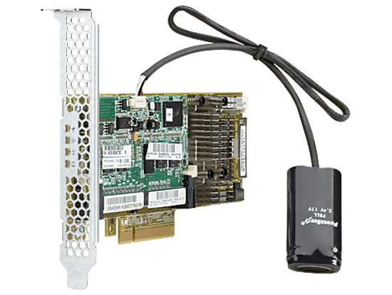 Picture of HP Smart Array P430/2GB FBWC 12Gb 1-port Int SAS Controller - High Profile 698529-B21H