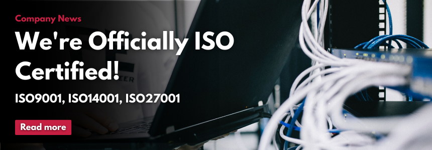 ISO Certified blog