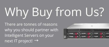Why buy from intelligent servers?