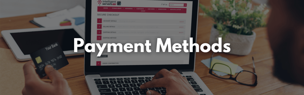 Payment methods Intelligent Servers